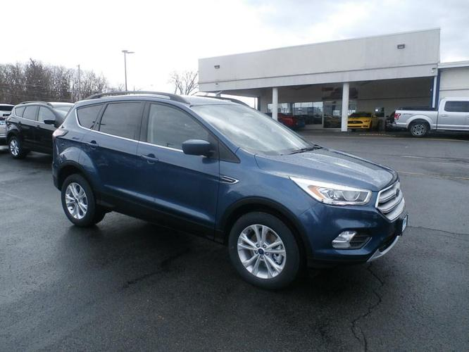 2018 ford escape sel awd sel 4dr suv for sale in auburn new york classified. Black Bedroom Furniture Sets. Home Design Ideas