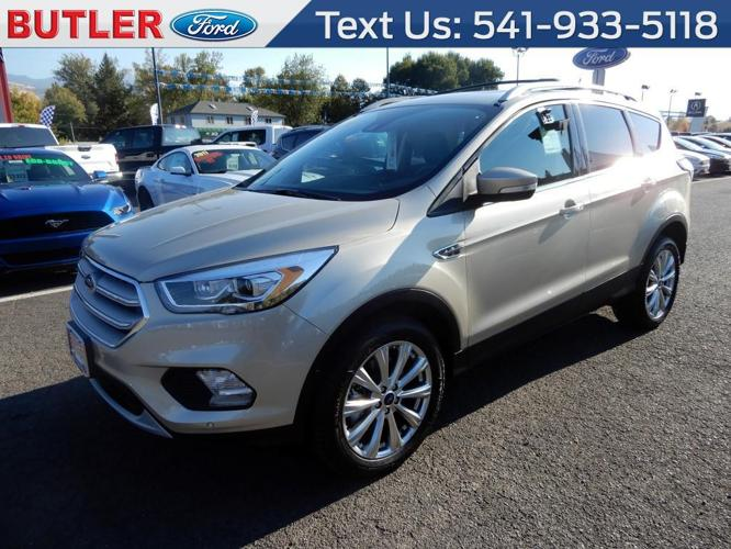 2018 ford escape titanium awd titanium 4dr suv for sale in ashland oregon classified. Black Bedroom Furniture Sets. Home Design Ideas