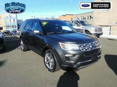 2018 Ford Explorer Limited AWD Limited 4dr SUV