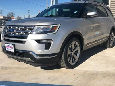 2018 Ford Explorer Limited Limited 4dr SUV