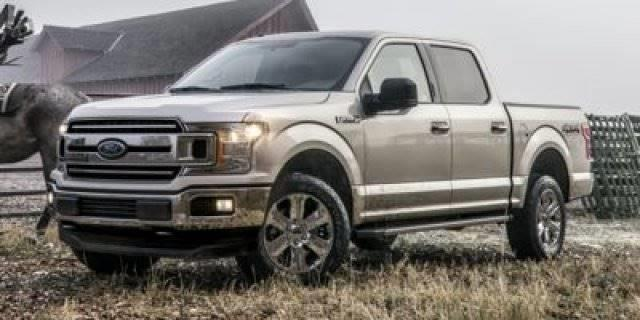 2018 Ford F-150 King Ranch 4x4 King Ranch 4dr SuperCrew