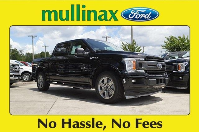 2018 Ford F-150 Lariat 4x2 Lariat 4dr SuperCrew 5.5 ft.
