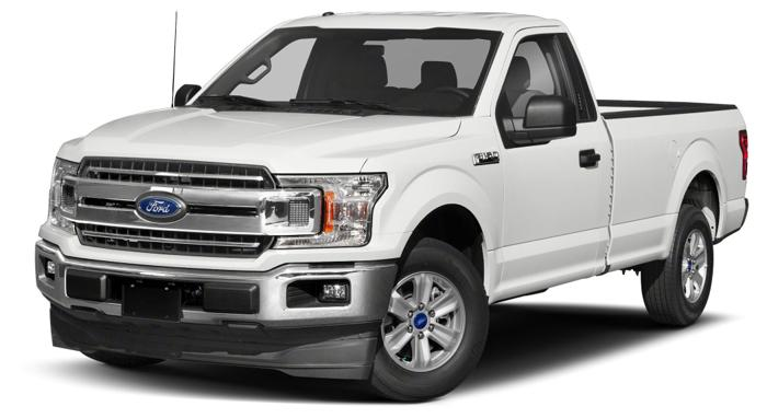 2018 Ford F-150 XL 4x2 XL 2dr Regular Cab 6.5 ft. SB