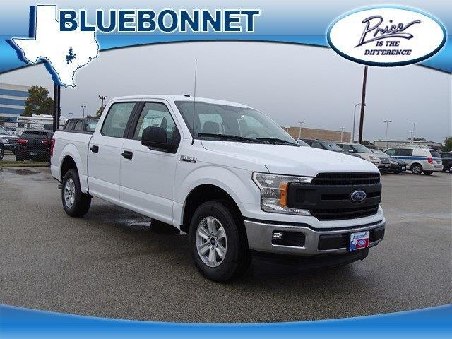 2018 Ford F-150 XL 4x2 XL 4dr SuperCrew 5.5 ft. SB