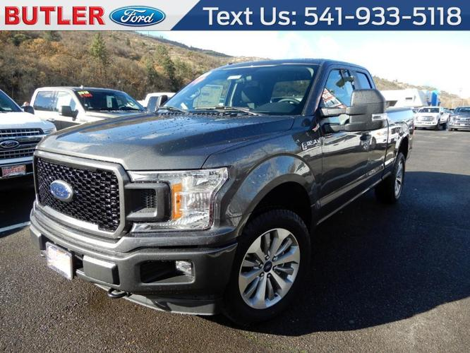 2018 ford f 150 xl 4x4 xl 4dr supercab 8 ft lb for sale in ashland oregon classified. Black Bedroom Furniture Sets. Home Design Ideas