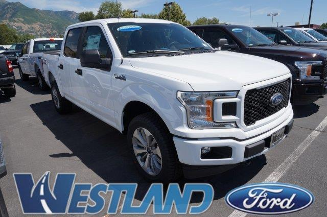 2018 Ford F-150 XL 4x4 XL 4dr SuperCrew 5.5 ft. SB
