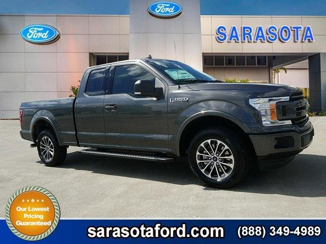 2018 Ford F 150 Xlt 4x2 Xlt 4dr Supercab 6 5 Ft Sb For