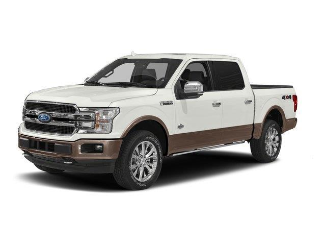 2018 Ford F-150 XLT 4x4 XLT 4dr SuperCrew 5.5 ft. SB