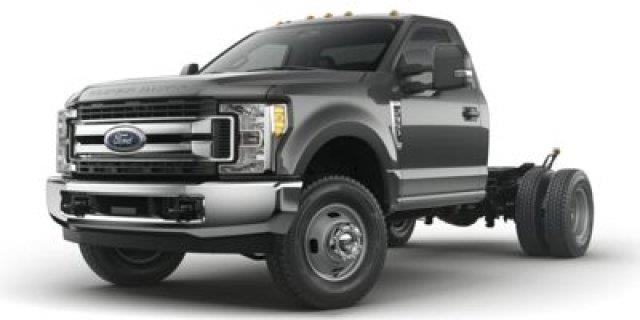 2018 Ford F-350 Super Duty XL 4x4 XL 2dr Regular Cab