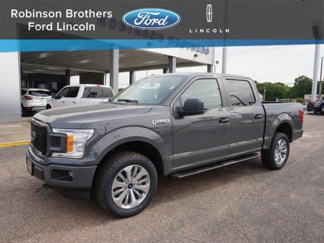 2018 Ford F150 4x4 Supercrew For Sale In Baton Rouge