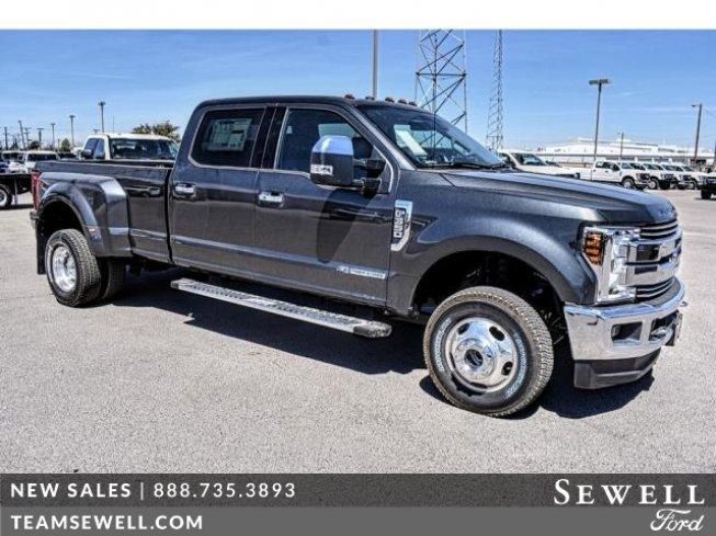 Sewell Ford Odessa >> 2018 Ford F350 4x4 Crew Cab DRW Super Duty for Sale in Odessa, Texas Classified | AmericanListed.com