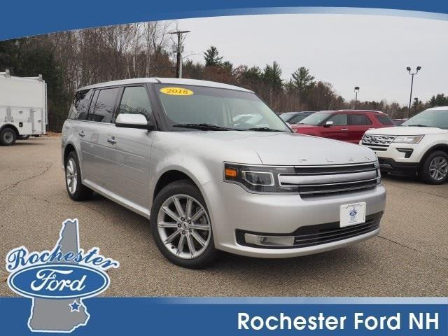 2018 Ford Flex Limited AWD Limited 4dr Crossover