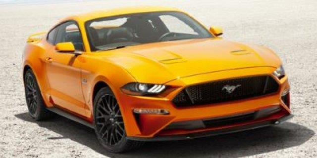 2018 Ford Mustang EcoBoost EcoBoost 2dr Fastback