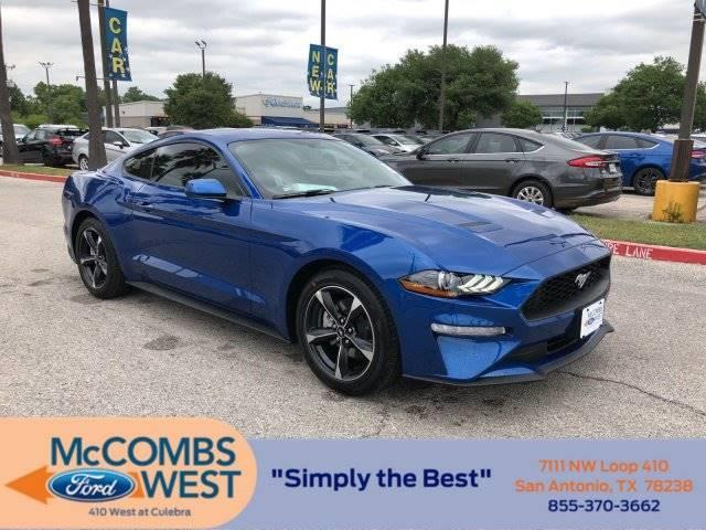 2018 ford mustang ecoboost ecoboost 2dr fastback for sale in san antonio texas classified. Black Bedroom Furniture Sets. Home Design Ideas