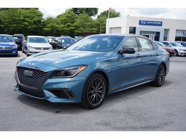 2018 genesis g80 3 3t sport 3 3t sport 4dr sedan for sale in murfreesboro tennessee classified. Black Bedroom Furniture Sets. Home Design Ideas