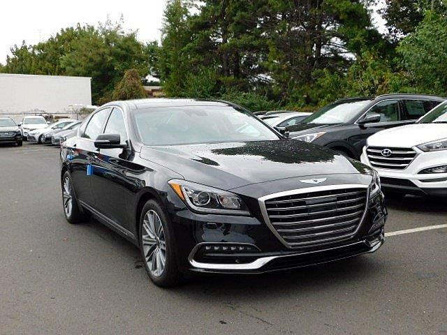 2018 Genesis G80 3 8l 3 8l 4dr Sedan For Sale In