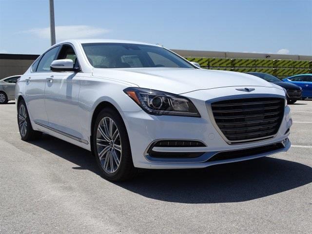 2018 Genesis G80 3.8L 3.8L 4dr Sedan