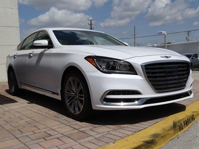 2018 Genesis G80 3 8l Awd 3 8l 4dr Sedan For Sale In