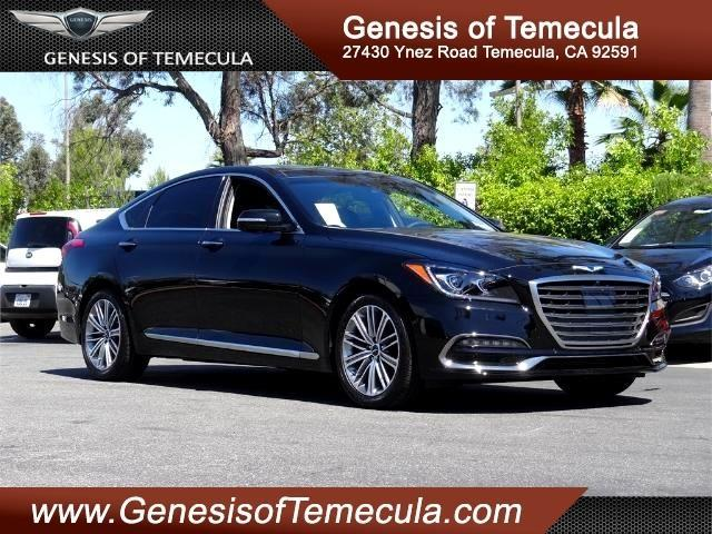 2018 Genesis G80 3 8l Awd 3 8l 4dr Sedan For Sale In