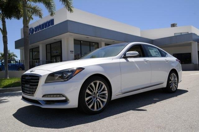 2018 Genesis G80 5.0L Ultimate 5.0L Ultimate 4dr Sedan