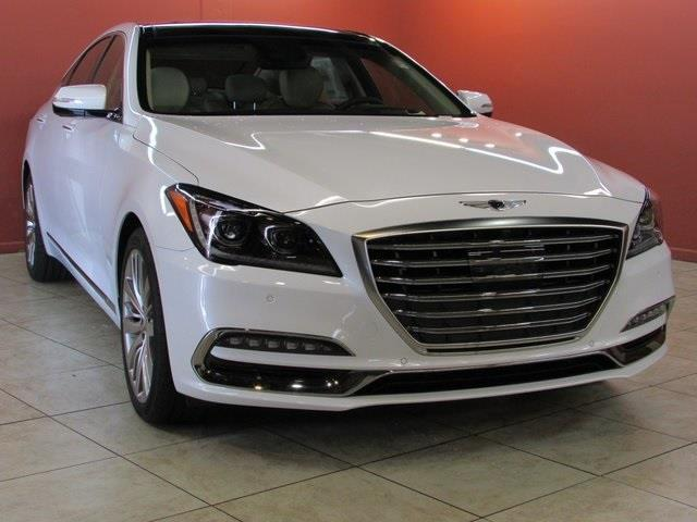 2018 Genesis G80 5.0L Ultimate AWD 5.0L Ultimate 4dr