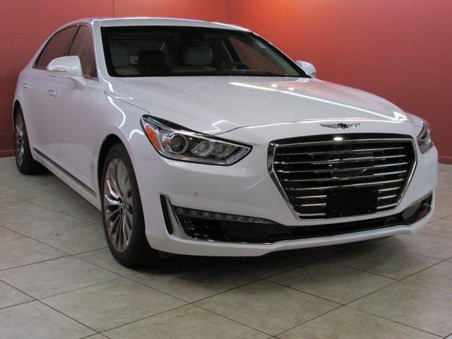 2018 Genesis G90 5.0L Ultimate AWD 5.0L Ultimate 4dr