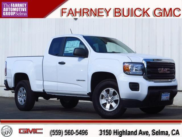 2018 GMC Canyon Base 4x2 Base 4dr Extended Cab 6 ft. LB
