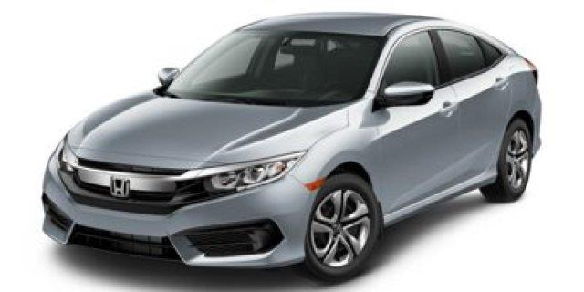 2018 Honda Civic LX LX 4dr Sedan CVT