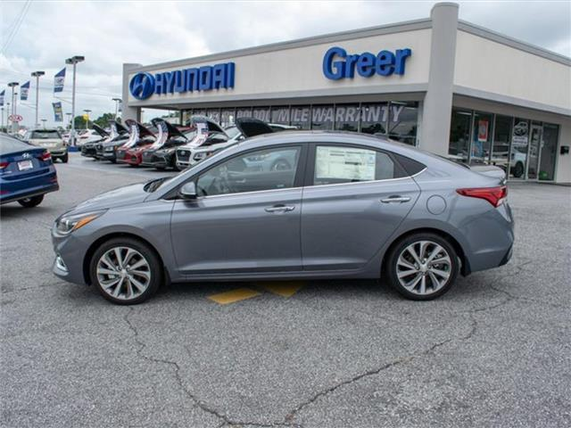 2018 Hyundai Accent Limited Limited 4dr Sedan 6A