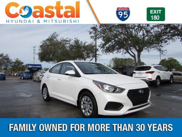 2018 Hyundai Accent SE SE 4dr Sedan 6A