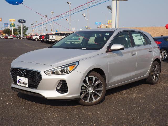 2018 Hyundai Elantra Gt Base 4dr Hatchback 6m For Sale In