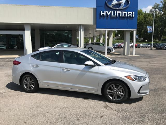 2018 Hyundai Elantra Se Se 4dr Sedan 6a Us For Sale In