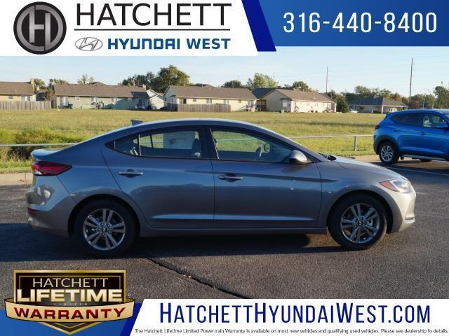 Scholfield Hyundai West >> 2018 Hyundai Elantra SE SE 4dr Sedan PZEV (US) for Sale in Wichita, Kansas Classified ...