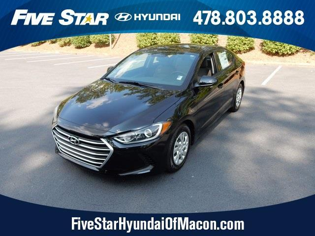 2018 hyundai elantra se se 4dr sedan pzev us for sale in macon georgia classified. Black Bedroom Furniture Sets. Home Design Ideas