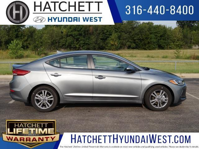 Scholfield Hyundai West >> 2018 Hyundai Elantra SEL SEL 4dr Sedan for Sale in Wichita