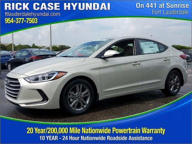 2018 Hyundai Elantra Sel Sel 4dr Sedan Us For Sale In