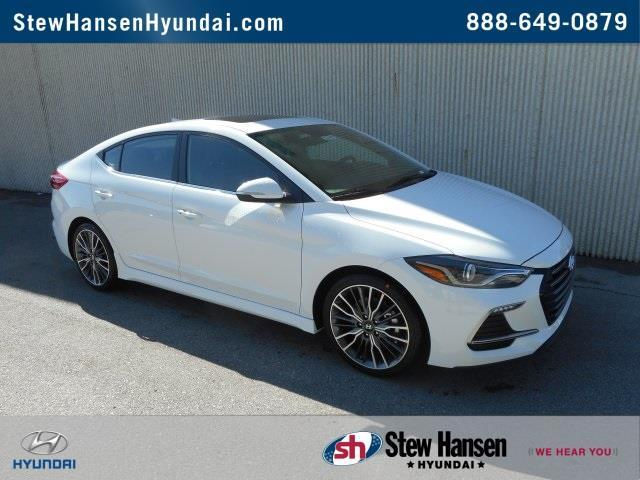 Hyundai Des Moines >> 2018 Hyundai Elantra Sport Sport 4dr Sedan 6M for Sale in Des Moines, Iowa Classified ...