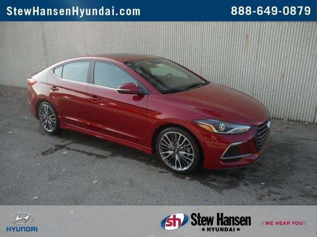 2018 Hyundai Elantra Sport Sport 4dr Sedan 6M for Sale in ...
