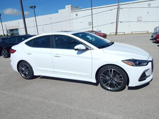 Used Cars For Sale In Oklahoma >> 2018 Hyundai Elantra Sport Sport 4dr Sedan DCT for Sale in Norman, Oklahoma Classified ...