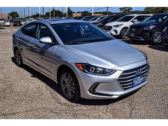 2018 Hyundai Elantra Value Edition Value Edition 4dr Sedan