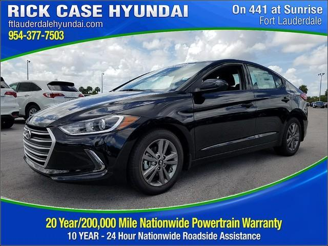 2018 Hyundai Elantra Value Edition Value Edition 4dr Sedan