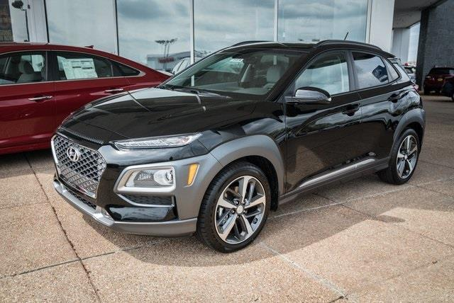 2018 Hyundai Kona Limited Limited 4dr Crossover W Lime