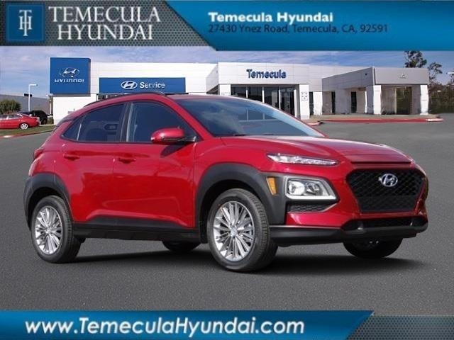 2018 hyundai kona sel sel 4dr crossover for sale in rancho. Black Bedroom Furniture Sets. Home Design Ideas