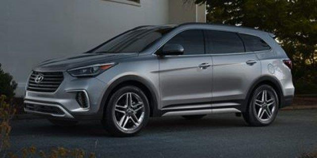 2018 Hyundai Santa Fe Limited Ultimate AWD Limited