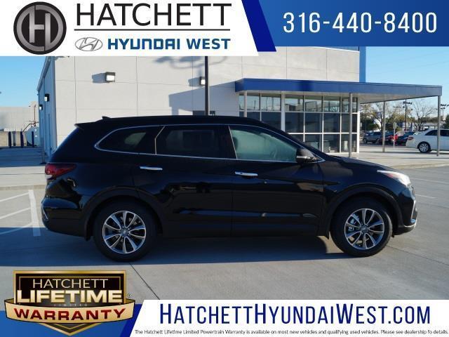 2018 Hyundai Santa Fe Limited Ultimate Limited Ultimate