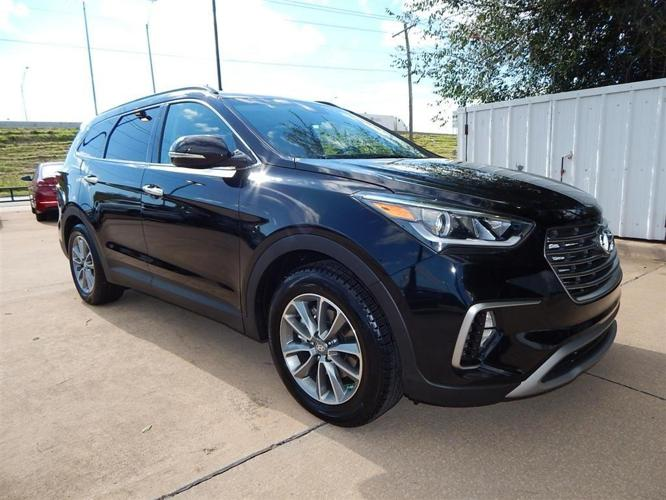 2018 hyundai santa fe limited ultimate limited ultimate 4dr suv for sale in oklahoma city. Black Bedroom Furniture Sets. Home Design Ideas