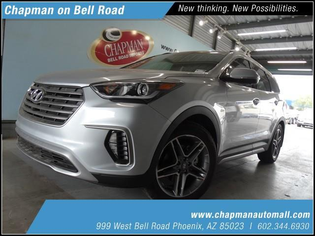 2018 Hyundai Santa Fe Limited Ultimate Limited Ultimate