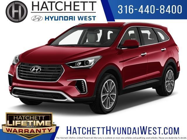 2018 Hyundai Santa Fe SE SE 4dr SUV for Sale in Wichita ...