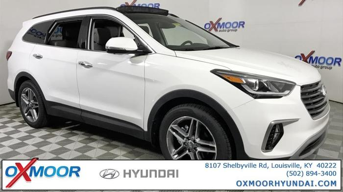 2018 Hyundai Santa Fe SE Ultimate AWD SE Ultimate 4dr