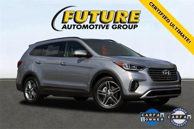 2018 Hyundai Santa Fe SE Ultimate SE Ultimate 4dr SUV